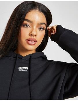 adidas-originals-ryv-crop-overhead-hoodie by jd-sports