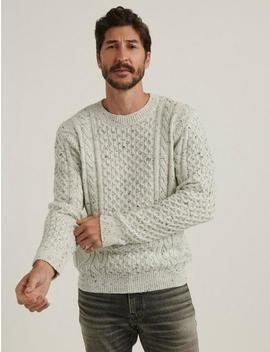 Nep Cable Pullover by Lucky Brand