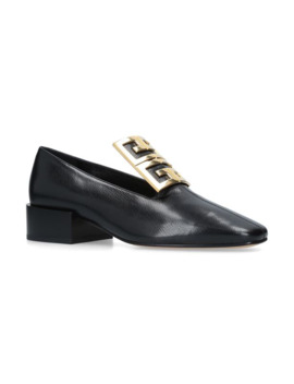 leather-4g-loafers by givenchy