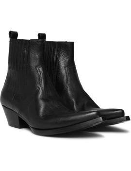 lucas-leather-chelsea-boots by saint-laurent