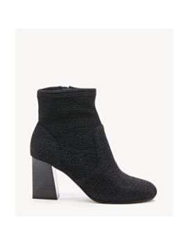 Cassity   Sock Bootie by Sole Society
