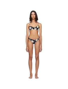 black-&-white-daisy-the-rachel-bikini by solid-&-striped