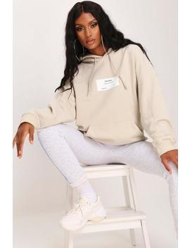 stone-reminder-oversized-hoodie by i-saw-it-first