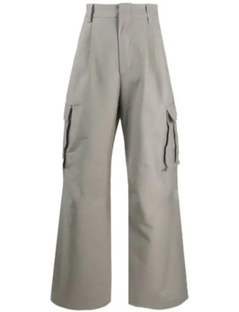 ronil-wide-leg-tailored-cargo-trousers by ader-error