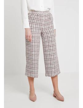 Cropped Wide Leg   Pantalon Classique by Sister Jane