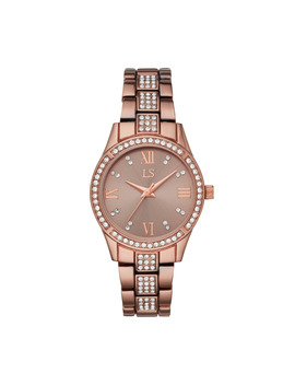 laura-scott-ladies-brown-bracelet-watchlaura-scott-ladies-brown-bracelet-watch by sears