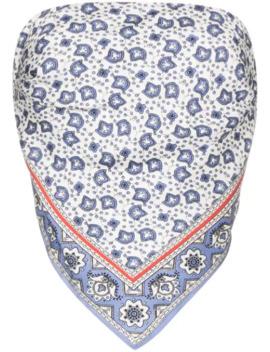 bandana-print-top by chloé