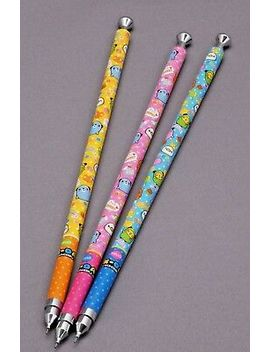 bling-cute-automatic-pencil-mechanical-kawaii-novelty-stationery-gift-gem-jewel by ebay-seller