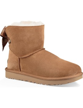 customizable-bailey-bow-mini-genuine-shearling-bootie by ugg®