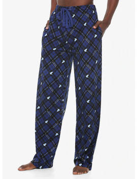 harry-potter-ravenclaw-plaid-pajama-pants by hot-topic