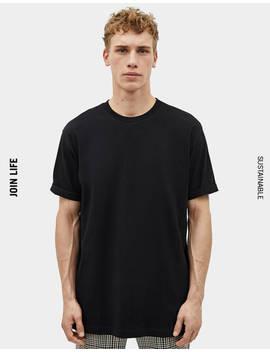 tričko-s-krátkym-rukávom by bershka