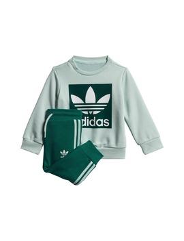 crewneck-sweatshirt-&-sweatpants-set by adidas-originals