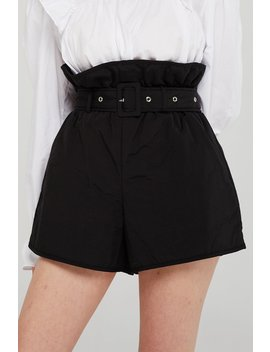 Grace Paperbag Waist Padded Shorts by Storets