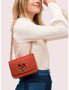 nicola-glitter-twistlock-small-convertible-chain-shoulder-bag by kate-spade