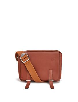 Military Messenger Xs Bag       Cognac by Loewe