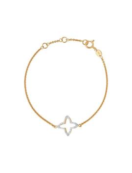 splendour-18kt-gold-vermeil-&-diamond-open-star-b by links-of-london