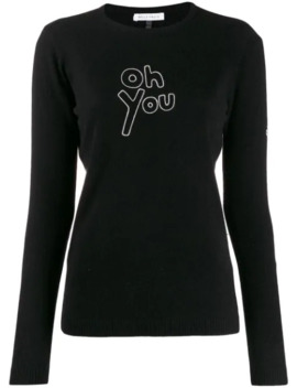 oh-you-sweater by bella-freud