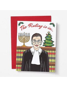 ruling-is-in-holiday-card by paper-source