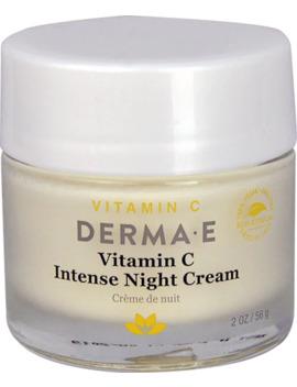 derma-e-vitamin-c-intense-night-cream----2oz by derma-e