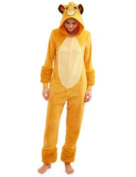 disneys-simba-womens-and-womens-plus-licensed-union-suit by disney
