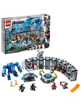 lego-marvel-avengers-iron-man-hall-of-armor-76125-building-kit---tony-stark-action-figure by lego