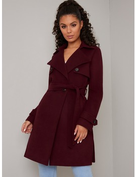 Chi Chi Wilson Coat by Chi Chi London