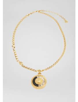 matelassé-necklace by versace