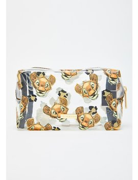 x-disney-simba-makeup-bag by skinnydip