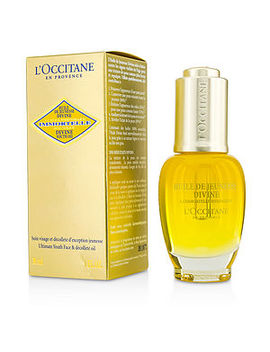 loccitane---immortelle-divine-youth-oil---ultimate-youth-face-&-decollete-oil by loccitane