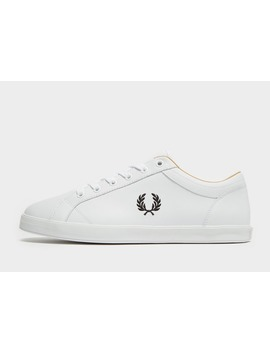 fred-perry-baseline-leather by jd-sports