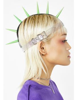 get-spiked-mohawk-headpiece by dolls-kill