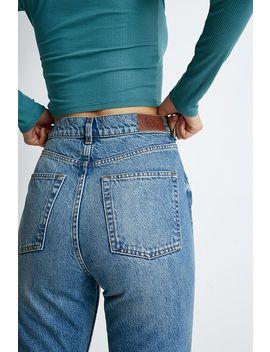 bdg-–-steife-schlagjeans-in-jeansblau by bdg-shoppen