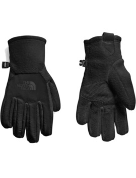 The North Face Youth Denali Etip Gloves by The North Face