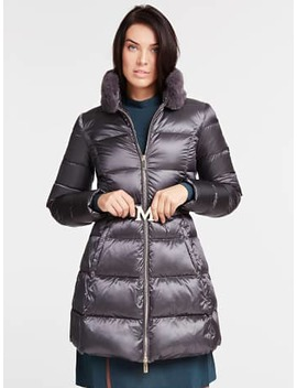 Marciano Padded Coat by Guess