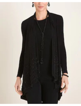 Embellished Jacket by Travelers Classic