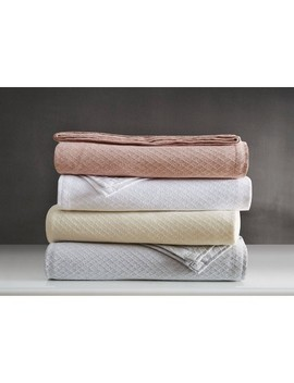 deluxe-woven-cotton-bed-blanket---charisma by charisma