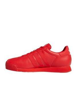 "Adidas Mono Samoa ""Red"" Men's Shoeadidas Mono Samoa ""Red"" Men's Shoe by Hibbett"