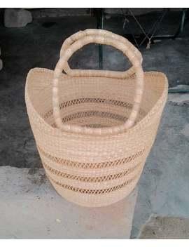 african-u-shopping-bolga-basket by etsy