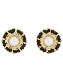 Carly Vintage Stud Earrings by Accessorize
