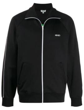 tech-jersey-logo-track-jacket by kenzo