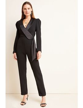 tesorina-tuxedo-jumpsuit by harlyn
