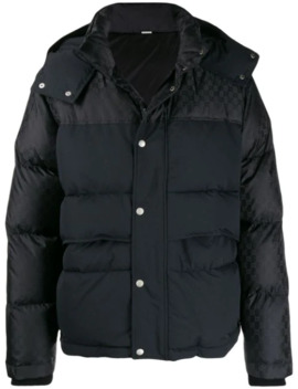 gg-padded-jacket by gucci