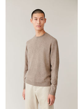 Unisex Repurposed Cashmere Sweater by Cos