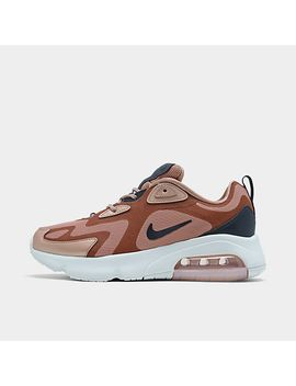 Women's Nike Air Max 200 Holiday Sparkle Casual Shoes by Nike