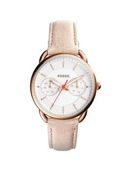 ladies-fossil-tailor-watch-es4007 by fossil