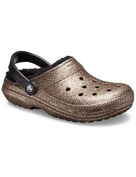 Classic Glitter Lined Clog Classic Glitter Lined Clog by Crocs