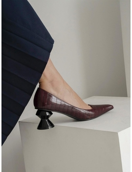 chess-h-stiletto-burgundy-fig by lower