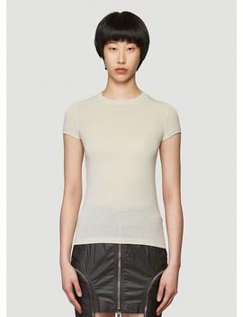 classic-t-shirt-in-white by rick-owens