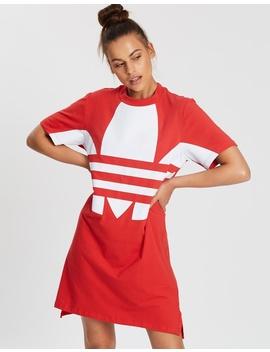 logo-tee-dress by adidas-originals