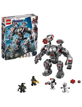 lego-marvel-avengers-war-machine-buster-76124-marvel-universe-avengers-toy by lego